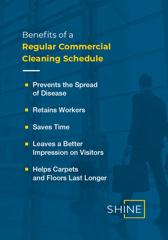 Benefits of commercial cleaning service