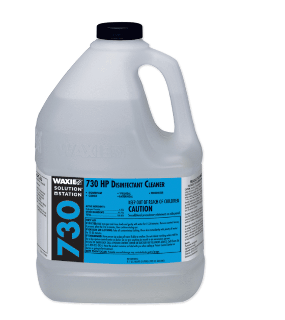 WAXIE SOLSTA 730 HP DISINFECTANT CLEANER