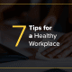 7 Tips for a Healthy Workplace small image.