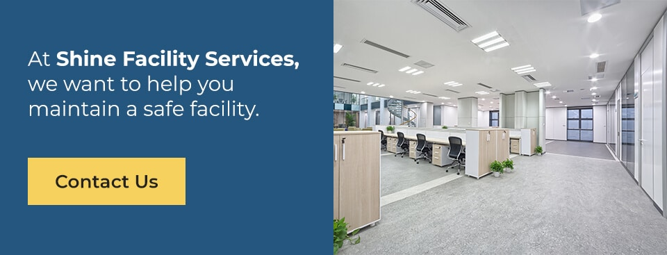 Partner With Shine Facility Services for Your Facility Maintenance